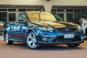 2008 Ford Falcon FG XR6 Ute Super Cab Grey 5 Speed Sports Automatic Utility