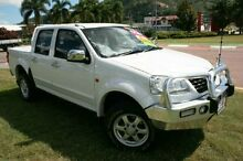 2012 Great Wall V200 K2 MY12 4x4 White 6 Speed Manual Utility Townsville 4810 Townsville City Preview