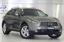2015 Infiniti QX70 3.7 GT 3.7 GT Umbria Twilight 7 Speed Automatic Wagon Woolloomooloo Inner Sydney Preview