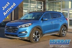 2017 Hyundai Tucson Limited   Just Arrived
