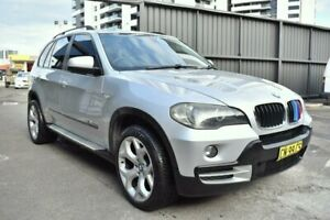 2007 BMW X5 E70 si Wagon 5dr Steptronic 6sp 4x4 3.0i [Mar] Silver Sports Automatic Wagon Liverpool Liverpool Area Preview