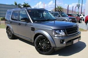 2016 Land Rover Discovery Series 4 L319 SDV6 HSE Corris Grey 8 Speed Automatic Wagon Garbutt Townsville City Preview
