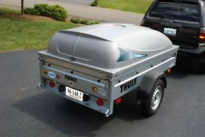 Mini Trailer - Camping Trailer - For Rent