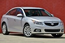 2014 Holden Cruze JH Series II MY14 CDX Silver 6 Speed Sports Automatic Sedan Pakenham Cardinia Area Preview