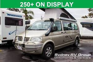 U3285 VW Trakka Trakkadu 4 Motion Pop-Top Campervan Penrith Penrith Area Preview