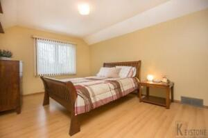 SIX BEDROOMS LAKE VIEW HOUSE FOR RENT Available immediately .