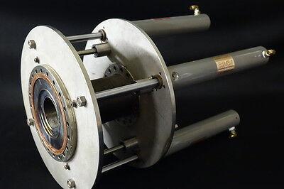 Mdc 8 To 6 Conflat Cf Pneumatic Adjustable Bellows Actuator Ultra High Vacuum