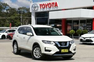 2017 Nissan X-Trail T32 Series 2 ST (2WD) White Continuous Variable Wagon Wyoming Gosford Area Preview