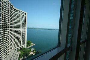 UP-SCALE DOWNTOWN WATERFRONT EXECUTIVE LUXURY FURNISHED CONDO!!!