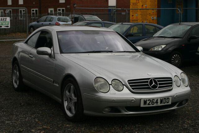 Mercedes CL500 5 0 | in Wolverhampton, West Midlands | Gumtree
