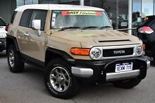 2013 Toyota FJ Cruiser GSJ15R Beige 5 Speed Automatic Wagon Cannington Canning Area Preview