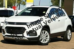 2019 Holden Trax TJ MY19 LT White 6 Speed Automatic Wagon