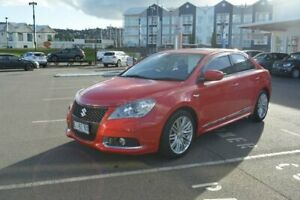 2015 Suzuki Kizashi FR MY14 Sport Prestige Red 6 Speed Constant Variable Sedan Launceston Launceston Area Preview