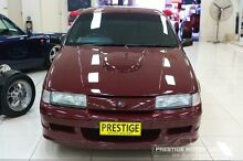 1990 Holden Commodore VN Executive Duriff Red 5 Speed Manual Sedan Carss Park Kogarah Area Preview