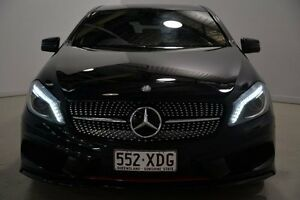 2014 Mercedes-Benz A250 W176 Sport D-CT Black 7 Speed Sports Automatic Dual Clutch Hatchback Mansfield Brisbane South East Preview