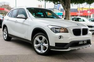2014 BMW X1 E84 MY0314 xDrive20d AWD White 8 Speed Sports Automatic Wagon South Melbourne Port Phillip Preview
