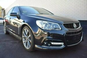 2014 Holden Commodore VF MY14 SS V Black 6 Speed Sports Automatic Sedan Cardiff Lake Macquarie Area Preview