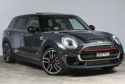 2017 Mini Clubman F54 John Cooper Works Steptronic ALL4 Thunder Grey 8 Speed Sports Automatic Wagon