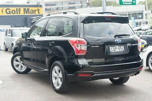 2013 Subaru Forester S4 MY13 2.5i-S Lineartronic AWD Crystal Black 6 Speed Constant Variable Wagon Brookvale Manly Area Preview