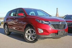 2019 Holden Equinox EQ MY18 LT FWD Red 6 Speed Sports Automatic Wagon
