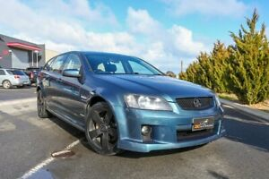 2010 Holden Commodore VE MY10 SV6 Sportwagon Blue 6 Speed Sports Automatic Wagon Lonsdale Morphett Vale Area Preview