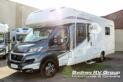 AT40095 Auto Trail Delaware Hi-Line Practicality & Luxury