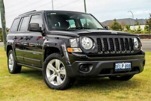 2014 Jeep Patriot MK MY14 Sport CVT Auto Stick 4x2 6 Speed Constant Variable Wagon Wangara Wanneroo Area Preview