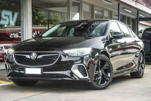 2018 Holden Commodore ZB MY18 RS-V Liftback AWD Black 9 Speed Sports Automatic Liftback Somerton Park Holdfast Bay Preview