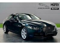 2017 Jaguar XE 2.0D [180] Portfolio 4Dr Auto Saloon Diesel Automatic