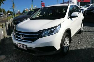 2013 Honda CR-V RM VTi White Orchid 5 Speed Automatic Wagon Ormiston Redland Area Preview