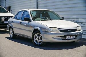 1999 Ford Laser KN LXI Silver 4 Speed Automatic Sedan
