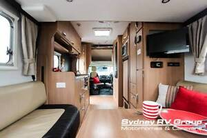 U3389 Jayco Conquest Luxurious Auto With Leather Interior Penrith Penrith Area Preview