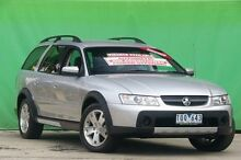 2005 Holden Adventra VZ CX6 Silver 5 Speed Automatic Wagon Ringwood East Maroondah Area Preview