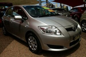 2009 Toyota Corolla ZRE152R Ascent Silver 6 Speed Manual Hatchback Colyton Penrith Area Preview