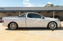 2013 Ford Falcon FG MkII XR6 Ute Super Cab Turbo White 6 Speed Sports Automatic Utility Greenacre Bankstown Area Preview
