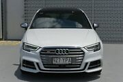 2017 Audi S3 8V MY17 Sportback S tronic quattro White 7 Speed Sports Automatic Dual Clutch Hatchback Slacks Creek Logan Area Preview