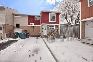 Stunning End Unit Freehold Townhouse