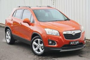 2014 Holden Trax TJ MY14 LTZ Orange 6 Speed Automatic Wagon Watsonia Banyule Area Preview