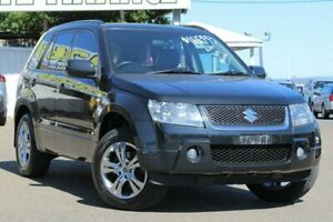 2007 Suzuki Grand Vitara JB Type 2 Prestige Black 5 Speed Automatic Wagon Moorooka Brisbane South West Preview
