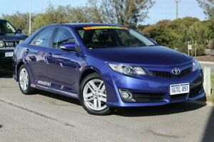 2013 Toyota Camry ASV50R Atara SX Reflex Blue 6 Speed Sports Automatic Sedan Clarkson Wanneroo Area Preview