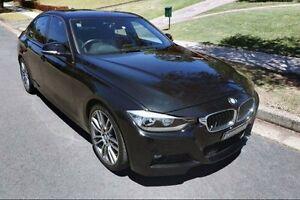 2013 BMW 320D F30 MY0813 M Sport Black 8 Speed Sports Automatic Sedan Haymarket Inner Sydney Preview