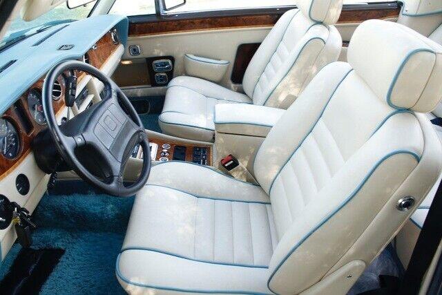 Image 16 Coche Americano usado Rolls-Royce Corniche 1991