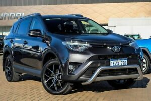 2016 Toyota RAV4 ASA44R GXL AWD Grey 6 Speed Sports Automatic Wagon Morley Bayswater Area Preview