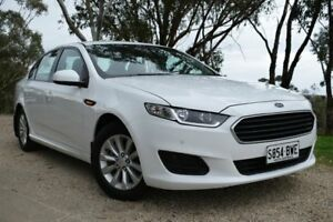 2014 Ford Falcon FG X White 6 Speed Sports Automatic Sedan St Marys Mitcham Area Preview