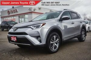 2016 Toyota RAV4 XLE LE UPGRADE PACKAGE AWD