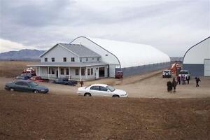 G&B Portable Fabric Buildings