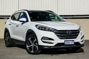 2015 Hyundai Tucson TLE Highlander R-Series (AWD) White 6 Speed Automatic Wagon Cannington Canning Area Preview