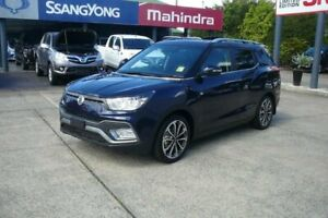 2018 Ssangyong Tivoli XLV X100 MY19 Ultimate (AWD) Dandy Blue 6 Speed Automatic Wagon Rothwell Redcliffe Area Preview