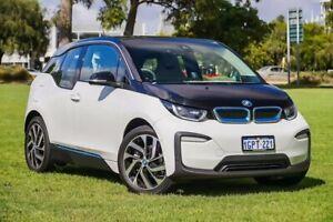 2018 BMW i3 I01 LCI 94Ah Black 1 Speed Automatic Hatchback
