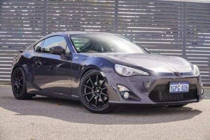 2013 Toyota 86 ZN6 GTS Grey 6 Speed Manual Coupe Maddington Gosnells Area Preview
